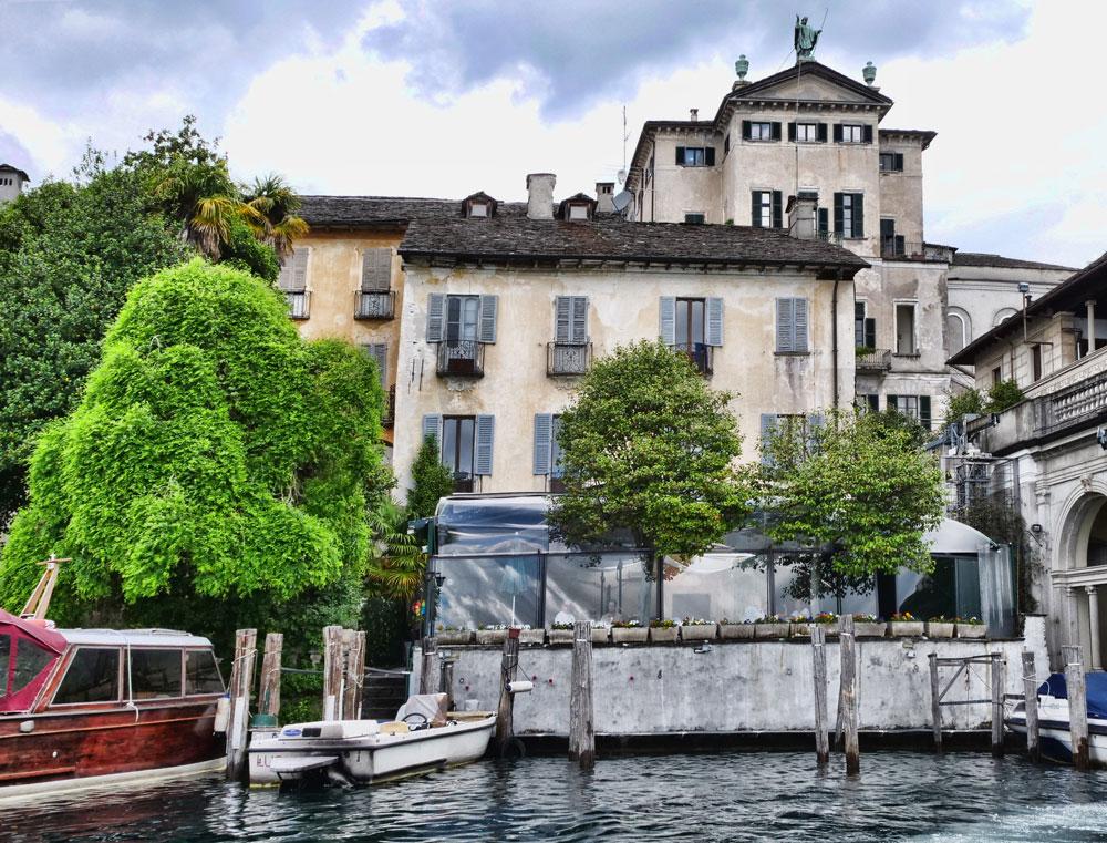 San Giulio ristorante