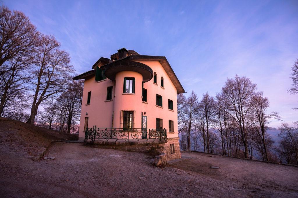 Villa Pizzini Ristorante Mottarone