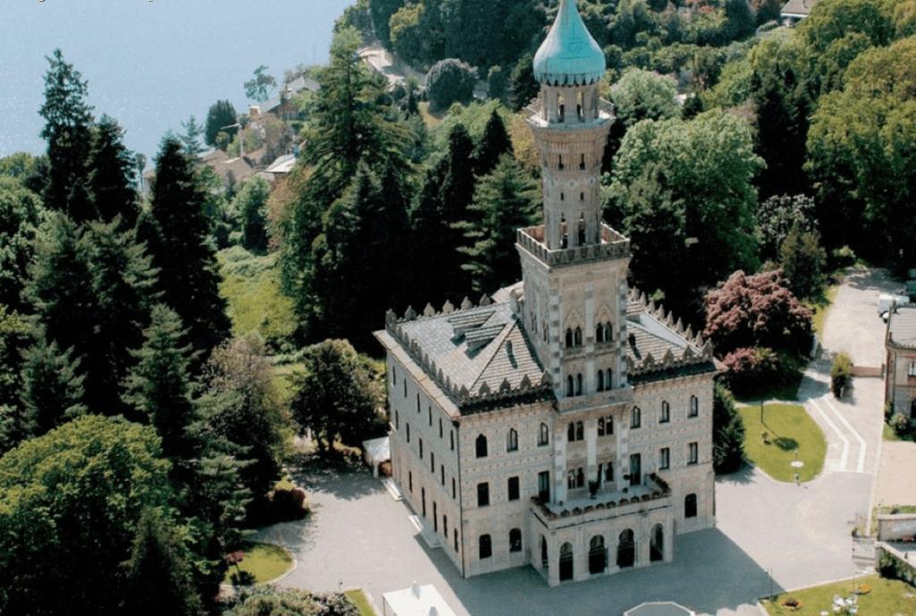 Villa Crespi lagodorta