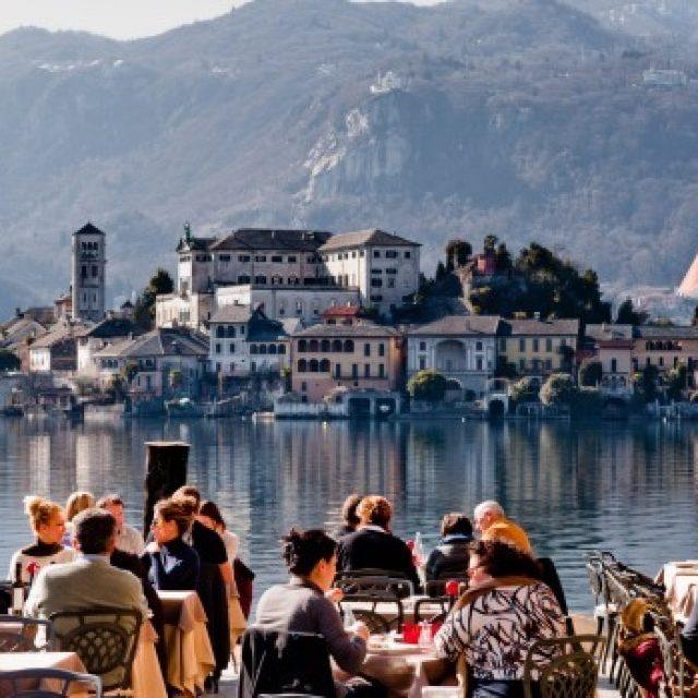 Riparte la stagione after COVID al Lago d'Orta