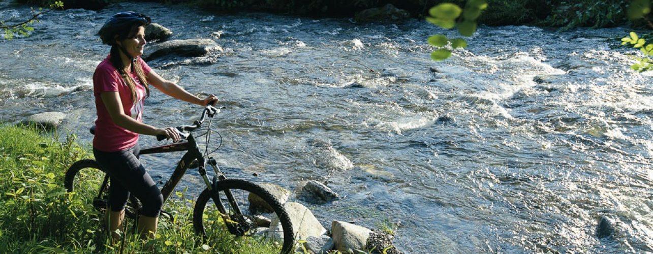 Itinerario Bike fiume Agogna
