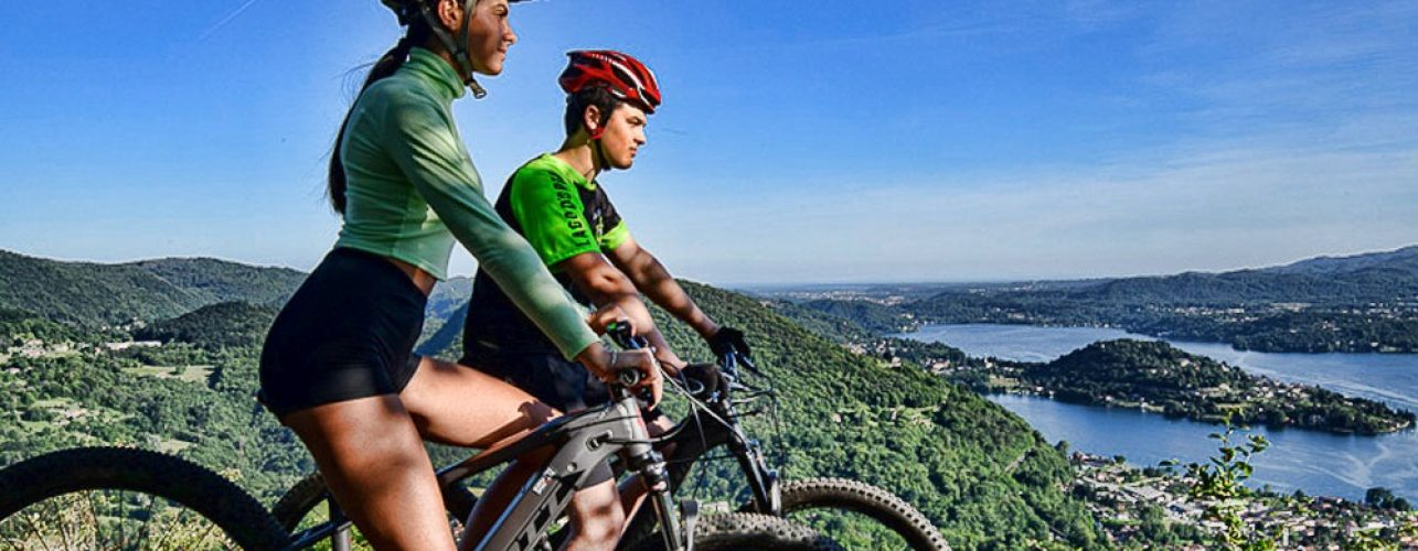 Itinerario bike riviera Pettenasco