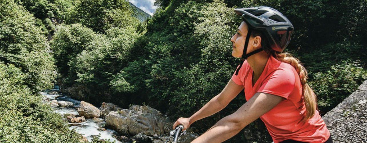 Itinerario bike Valstrona