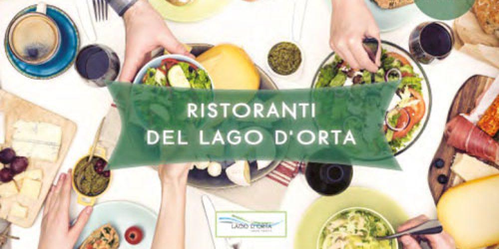 Online la guida dei ristoranti del Lago d'Orta