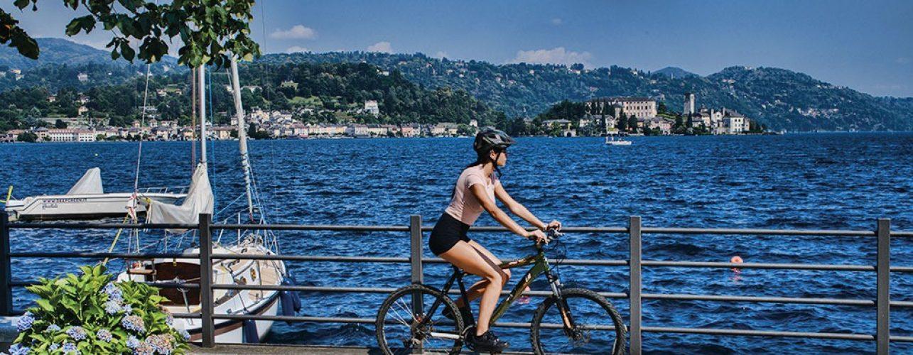 Itinerario bike dei villaggi lacustri