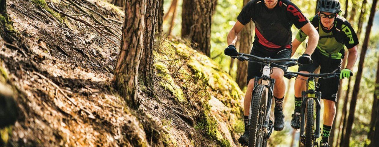 Itinerario bike Cesara – Alpe Sacchi