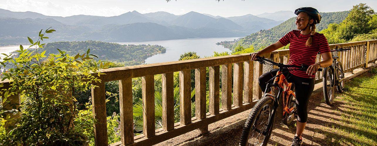 Itinerario bike tra torri e conventi