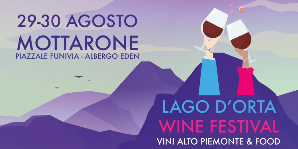 Lago d'Orta wine festival 2021