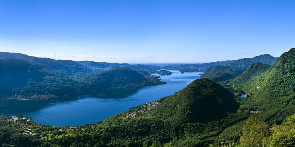 Catalogo e mappe del lago d'Orta